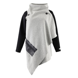 Organic Cotton Square Cardigan