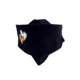 1 Heart Origami Cloth Mask With Filter Pocket & DWR