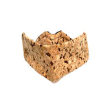 1 Cork Origami Cloth Mask With Filter Pocket & DWR