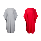 2 Pack Hexagon Organic Cotton T-Shirt Dress
