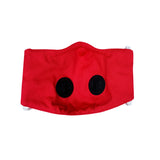 Organic Cotton Air Vent Mask The Dane