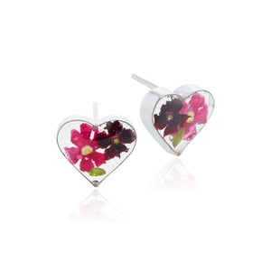 Earring - Real Flower Jewelry