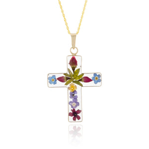 Necklaces - Real Flower Jewelry