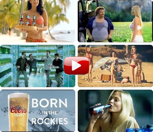More funny beer video commercials NEW!