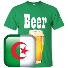 Algeria Beer T-shirt