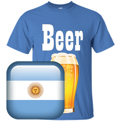 Argentina Beer T-shirt