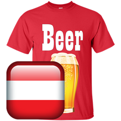 Austria Beer T-shirt