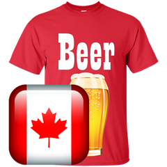Canada Beer T-shirt