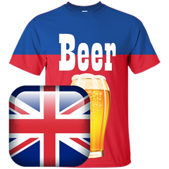 Great Britain Beer T-shirt