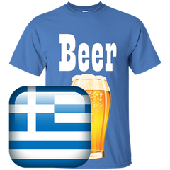 Greece Beer T-shirt