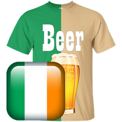 Ireland Beer T-shirt