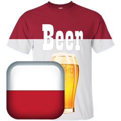Poland Beer T-shirt