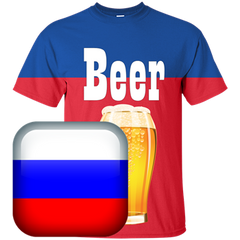 Russian Beer T-shirt