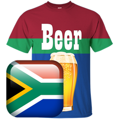 South Africa Beer T-shirt