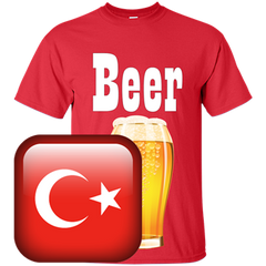 Turkey Beer T-shirt
