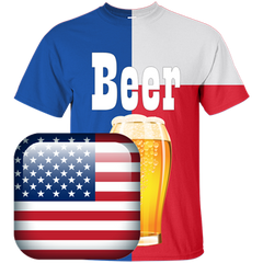 *USA Beer T-shirt