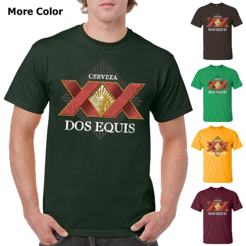Dos Equis Beer T shirt