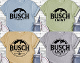 Busch Light Beer Logo Inspired Unofficial Custom 4 in 1 Design SVG PNG
