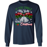Christmas Long-Sleeved Funny Gift Shirt Sweatshirt Custom Designed 06-043