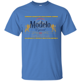 Modelo Especial Beer Brand Logo Label T-Shirt