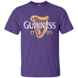 Guinness Beer Brand Logo Label T-Shirt
