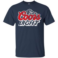 Coors Light Beer T-shirt