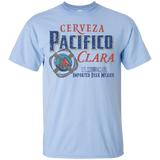 Pacifico Beer Brand Logo Label T-Shirt