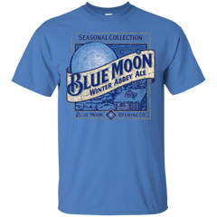 Blue Moon Beer T-shirt