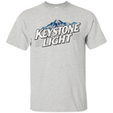 Keystone Light Beer Brand Logo Label T-Shirt