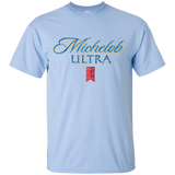 Michelob Beer Brand Logo Label T-Shirt