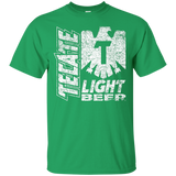Tecate Beer Brand Logo Label T-Shirt