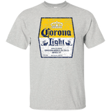 Corona Beer Brand Logo Label T-Shirt