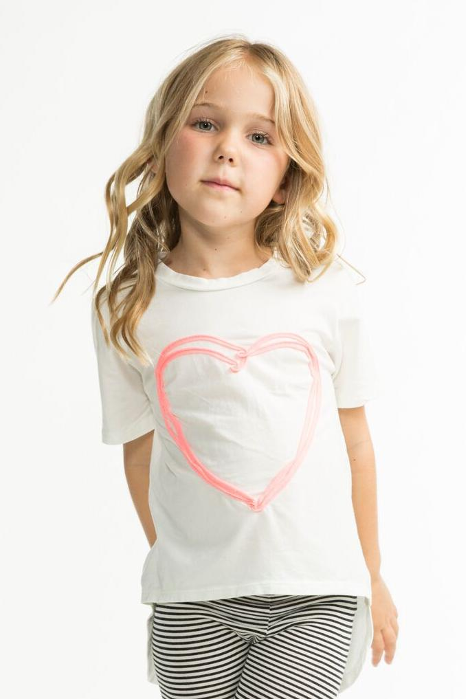 Joah Love Rumor Heart T-Shirt