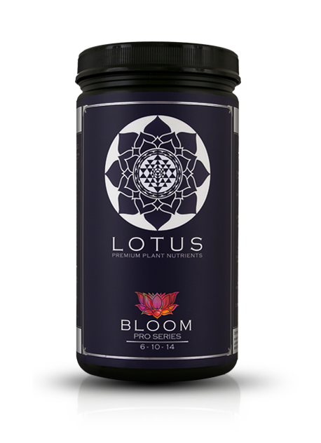 Lotus Pro Series Bloom - Full spectrum of macro and micro elements