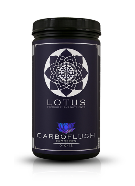 Lotus Pro Series Carboflush - Readily available carbohydrates designed to stimulate microbial growth