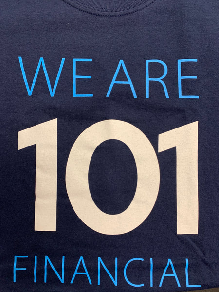 WE ARE 101 T-shirt