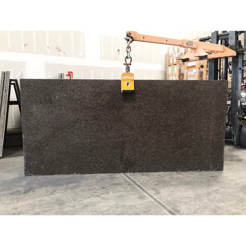 Auburn Abyss 2CM Quartz 55X120 45.83 SF/Slab | Lot #: S500148