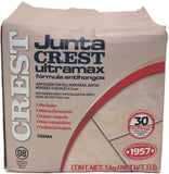 Crest 11 lb Crema Unsanded Grout