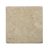 "6"" X 6"" Mocha - Travertine Tile"