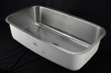 Stainless Steel Sink 18ga. - Large Tub