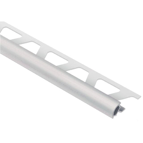 "SCHLUTER PRO125HG PVC RONDEC 1/2"" LIGHT GREY PROFILE"