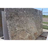 Star Beach 2CM Granite 75X117  60.94 SF/Slab | Lot #: S500112