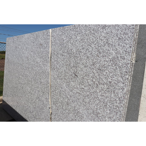 Moon White 2CM Granite 75X121 63.02 SF/Slab | Lot #: S500119