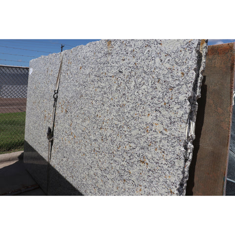 SF Real 2CM Granite 75X118  61.46 SF/Slab | Lot #: S500143