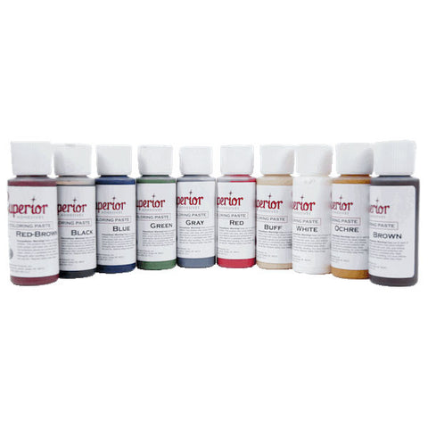 Superior Resin Coloring Paste