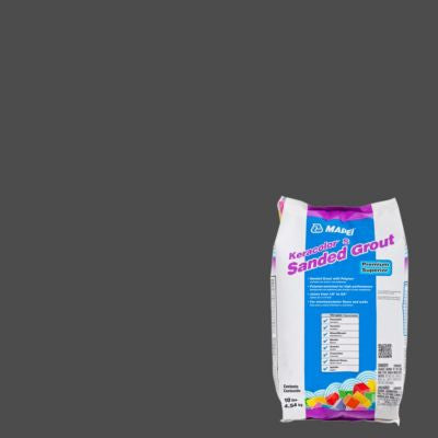 Mapei Sanded Grout - Black 25 lb