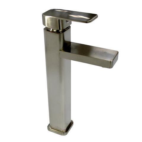 VIENNA TALL BRUSHED NICKEL FAUCET