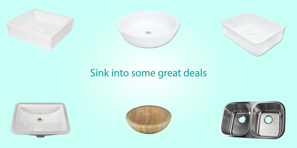 Sink into some great deals