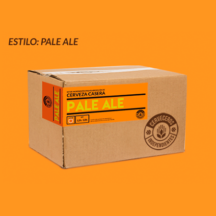 PALE ALE KIT - Homebrew Beer Kit, Elaboracion De Cerveza Casera