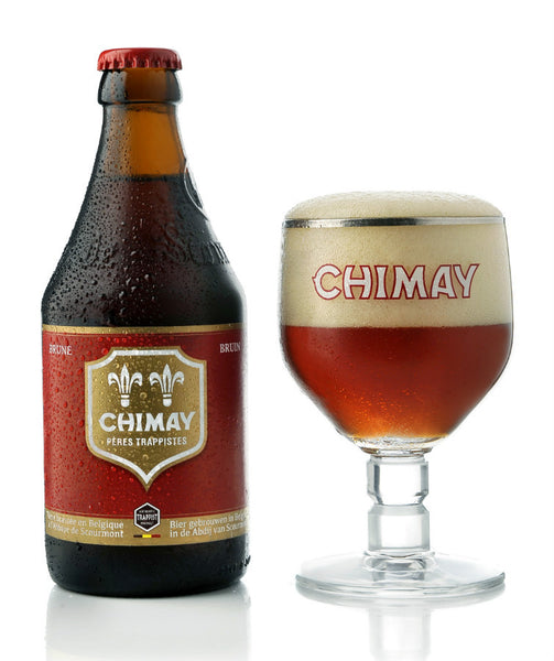 Chimay Brown Ale Trappist (Red / Rojo) - VIVA Cerveza!®